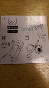 XY Find ItСмартфон идёт по следу потерянных вещей