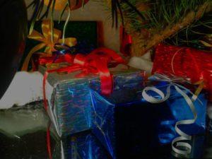 Подарки под Ёлку Декор