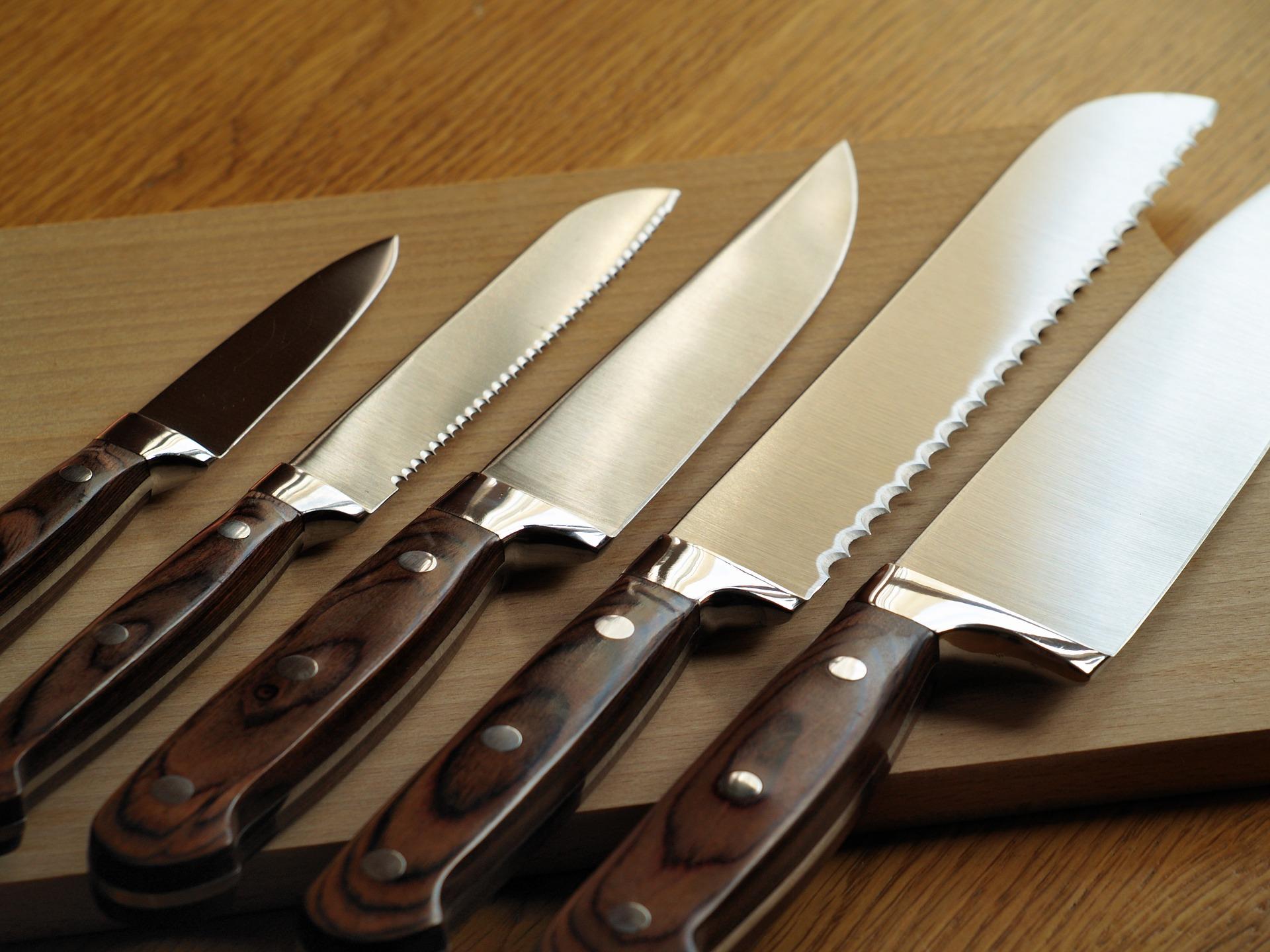Лучшие кухонные ножи для дома