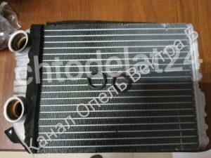 Радиатор отопителя Опель Вектра Б с уплотнительными кольцами
