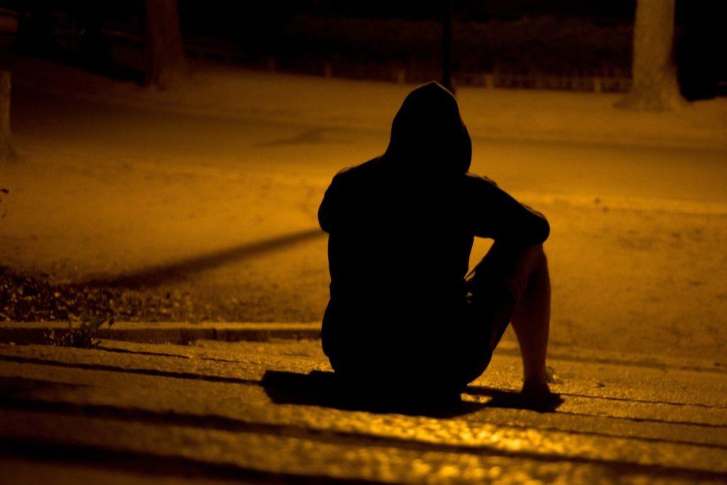 Одиночество мужчины