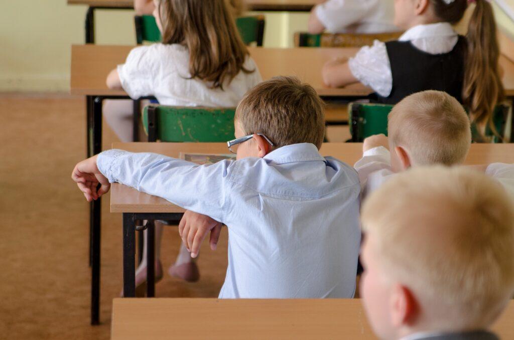Ребёнок не хочет в школу