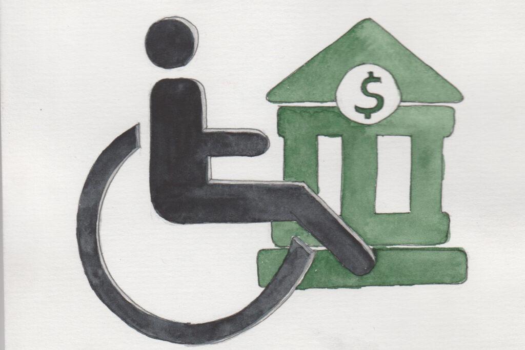 Случаи болезни и инвалидности